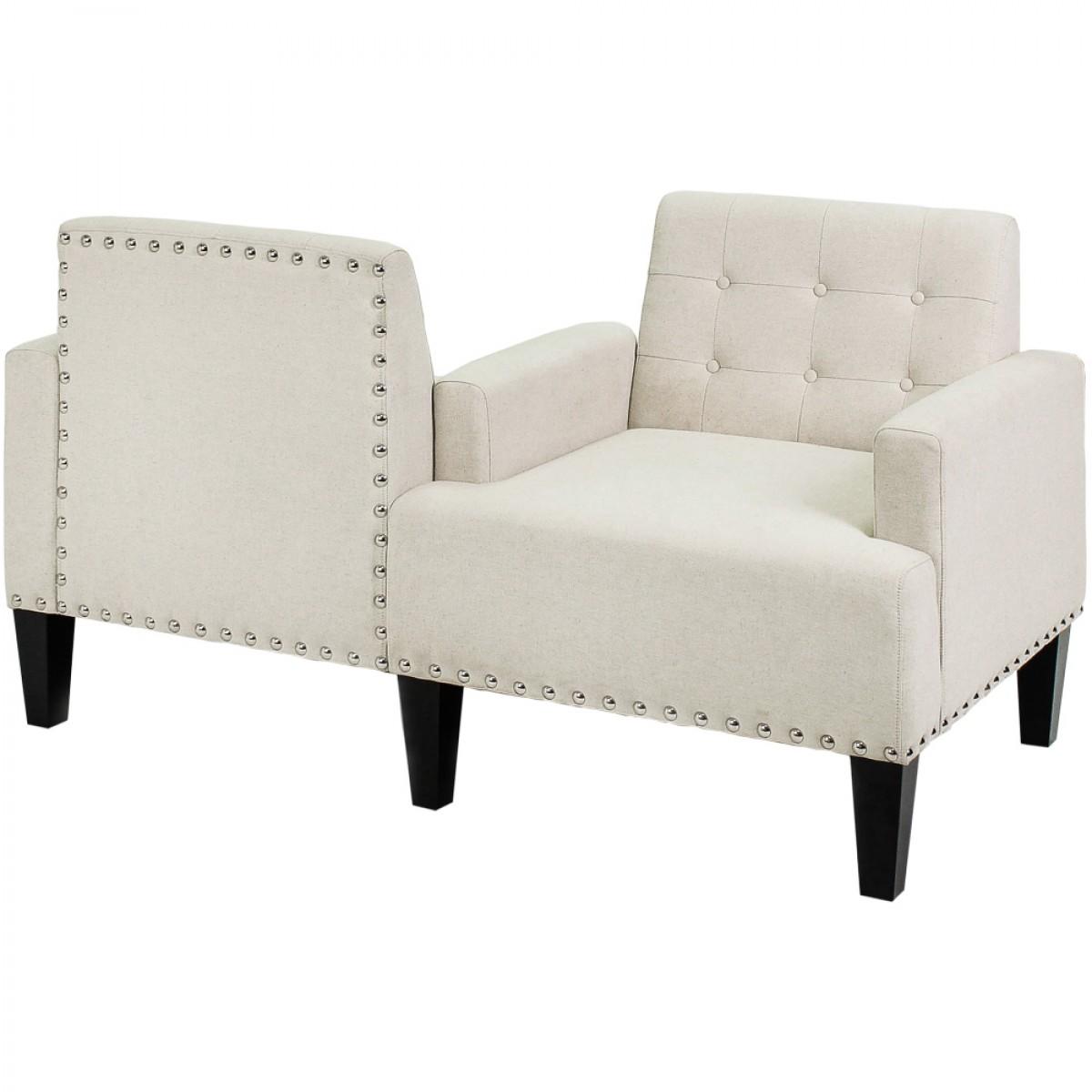 eos vis a vis sofa sihome. Black Bedroom Furniture Sets. Home Design Ideas